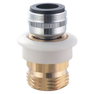Waxman Consumer Group 7612100LF Low Lead Snap Fit Adapter