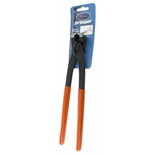 "Dawn Industries CT108 9"" Orange Pinch Clamp Crimping Tool"