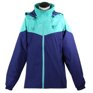 Totes Women's Aqua Polyester Water-resistant Storm Jacket