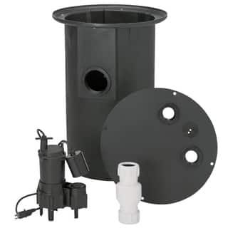 Flotec FP400C 4/10 HP Sewer Pump System|https://ak1.ostkcdn.com/images/products/12958432/P19708209.jpg?impolicy=medium