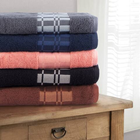 Miranda Haus Larissa 100-percent Cotton 6-piece Towel Set
