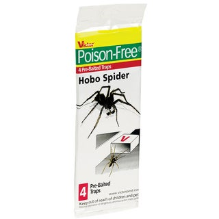 Poison Free M293 Hobo Spider Trap 4 Count