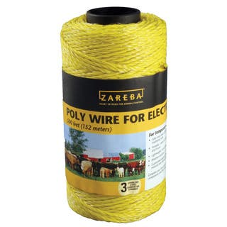 Red Snapr RSW500 500' Electric Fence Wire|https://ak1.ostkcdn.com/images/products/12958505/P19708255.jpg?impolicy=medium