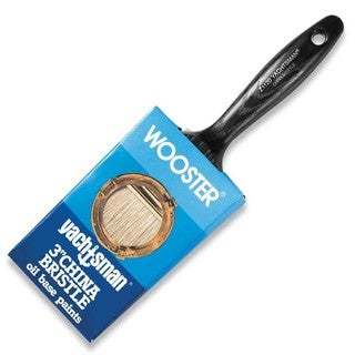"Wooster Z1120-3 3"" Yachtsman Varnish Brushes"