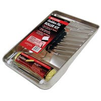 Wooster R914-9 3 Piece Kit Golden Flo Paint Roller
