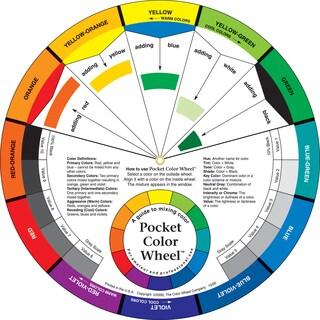 The Color Wheel 3501 Pocket Color Wheel