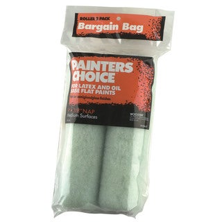 Wooster R729-9 Painter's Choice Roller 2-Pack