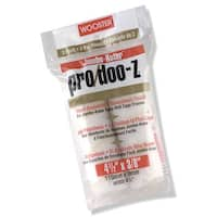 "Wooster RR302-4 1/2 2 Pack 4-1/2"" X 3/8"" Pro/Doo-Z Paint Rollers"