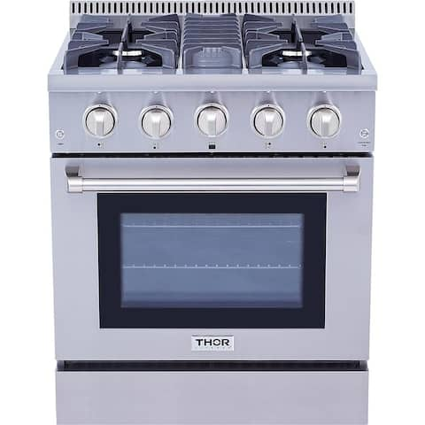 Thor Kitchen 30 inch Dual Fuel Range