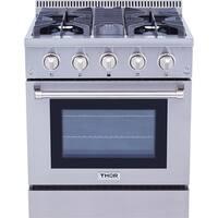 Thor Kitchen 30 inch Dual Fuel Range