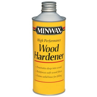 Minwax 41700 1 Pint High Performance Wood Hardener