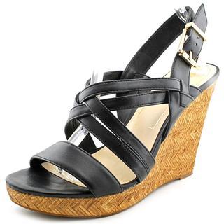 Jessica Simpson Women's Julita Faux Leather Dress Shoes