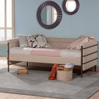 Hillsdale Comfy Brown Twin-size Daybed