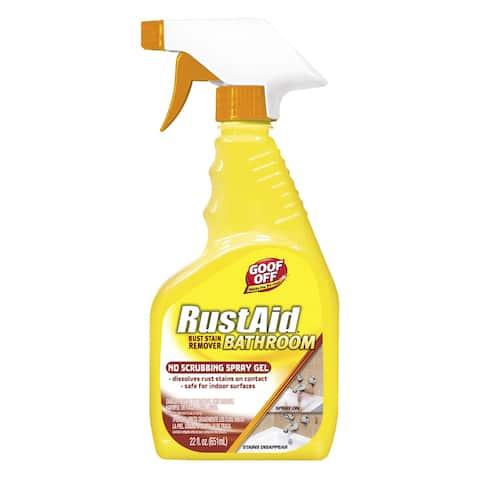 Goof Off ESX20005 22 Oz. Rustaid Bathroom Rust Stain Remover