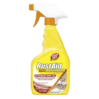 Goof Off ESX20005 22 Oz. Rustaid® Bathroom Rust Stain Remover