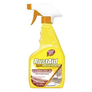 Goof Off ESX20005 22 Oz. Rustaid Bathroom Rust Stain Remover