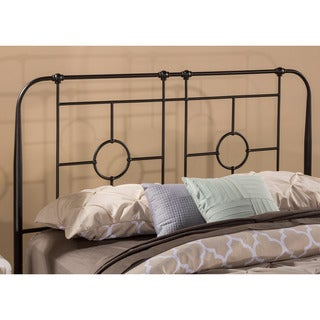 Hillsdale Trenton Metal Headboard with Frame