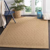 Safavieh Palm Beach Natural Fiber Maize Sisal / Jute Rug - 2' x 3'