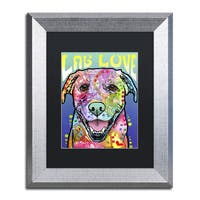 Dean Russo 'Lab Love' Matted Framed Art