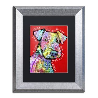 Dean Russo 'Into Your Heart' Matted Framed Art