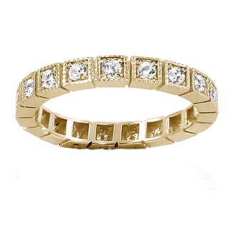 Regalia 14k Gold 5/8ct TDW Diamond Ring (G-H, SI1-SI2)