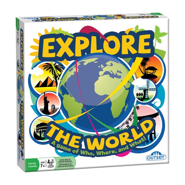 Outset Media 'Explore The World' Game