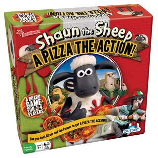 Outset Media Shaun the Sheep A Pizza the Action Game
