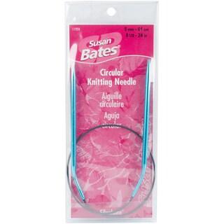 """Silvalume Circular Knitting Needles 24"""""""