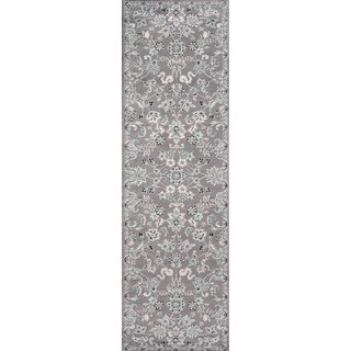 Momeni Brooklyn Heights Polyester and Polypropylene Runner