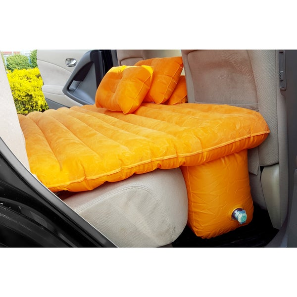 Sondpex Multi Functional In Car Air Bed Set Free