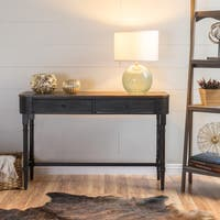 Mirelle Antique Wood Console Table by Christopher Knight Home