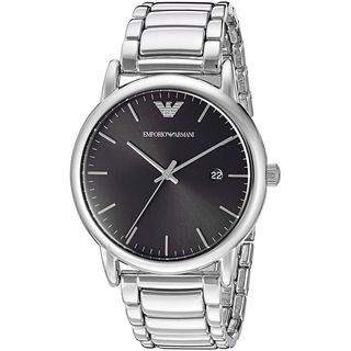 Emporio Armani Men's 'Dress' Stainless Steel Watch
