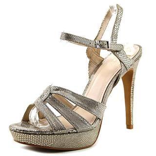 Vince Camuto Women's 'Jillian' Gold Leather Dress Shoes