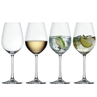 Nachtmann White Wine Glasses (Pack of 4)