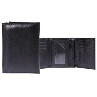 Roberto Amee Men's Leather Wallet