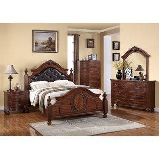 Cherry Finish, Pine Bedroom Sets For Less | Overstock.com