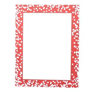 Gartner Studios Red Confetti Dot Stationery (Case of 80)