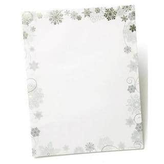 Blue/White Paper Snowflake Foil Holiday Stationery (Case of 40)|https://ak1.ostkcdn.com/images/products/12971750/P19720229.jpg?impolicy=medium