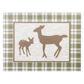 Trend Lab 'Deer Lodge' Canvas Wall Art