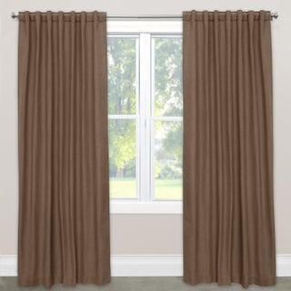 Skyline Linen Window Curtain Panel (More options available)