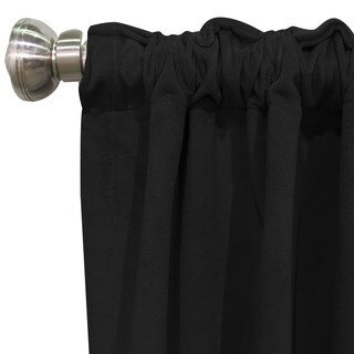 Curtains Ideas black velour curtains : Black Velvet Curtain Panels - Curtains Design Gallery