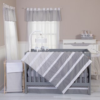 Trend Lab Ombre Gray 5-piece Bedding Set