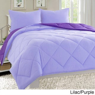 Celine Linen All-season Reversible 3-piece Comforter Set