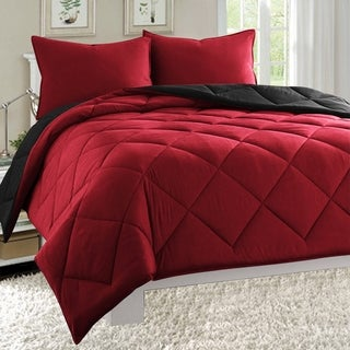 Porch & Den Kalivas Merrimack All-season Reversible 3-piece Comforter Set (3 options available)