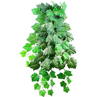 Admired by Nature Artificial Silk Ivy Hanging Plant