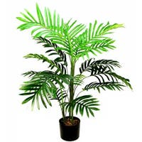 Admired by Nature 3' Artificial Paradise Palm  Tree/Plant in Green