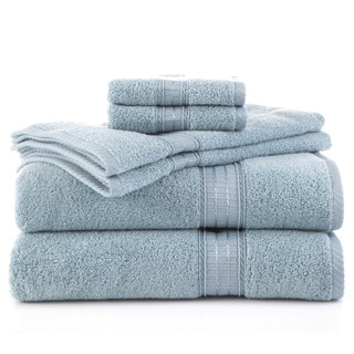 Staybright Solid 6-Piece Towel Set