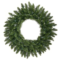 Vickerman 24-inch Camdon Fir Wreath with 130 Tips
