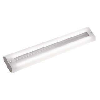 Access Lighting Tahoe 2-light Brushed Steel 36-inch Wall Sconce