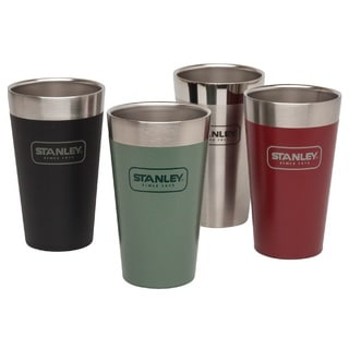 Stanley Adventure Multicolor Stainless Steel 16-ounce Stacking Cups (Pack of 4)